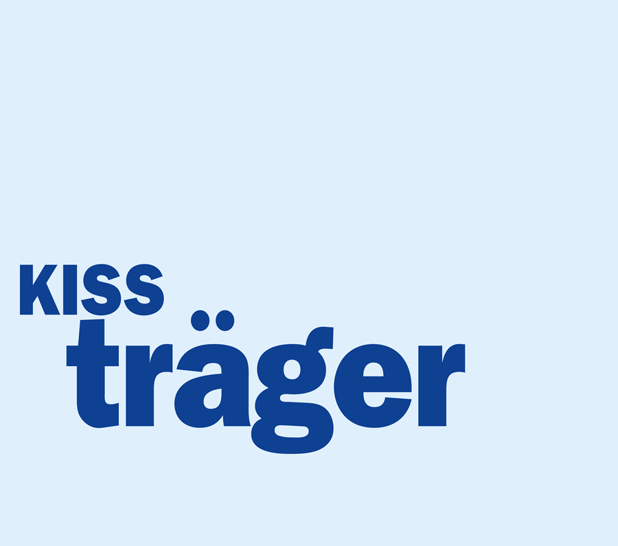 Überschrift: Kiss Träger