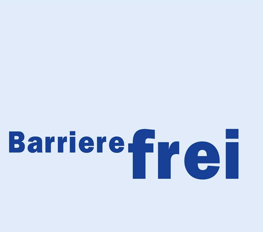 Überschrift Barrierefrei
