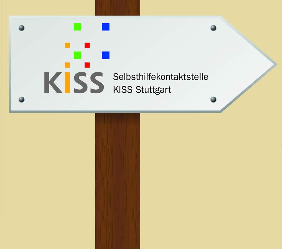 Bild: Wegweiser KISS Stuttgart