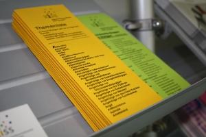 gelbe Themenliste