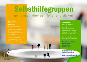 Poster Selbsthilfegruppen