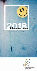 Titelseite Jahresprogramm 2018