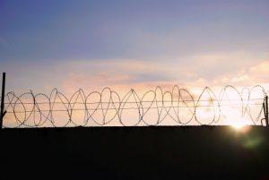 Bild: Gefängnismauer