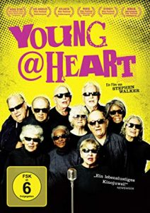 Bild: Cover des Films Young@Heart
