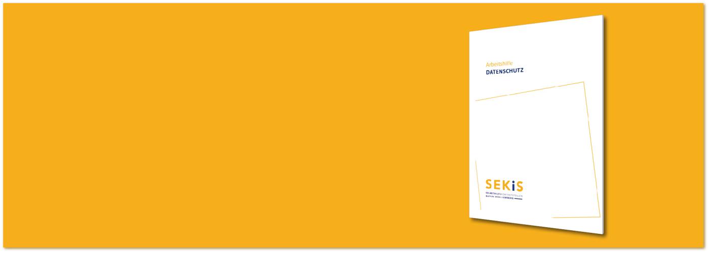 Bild: Banner Arbeitshilfe Datenschutz