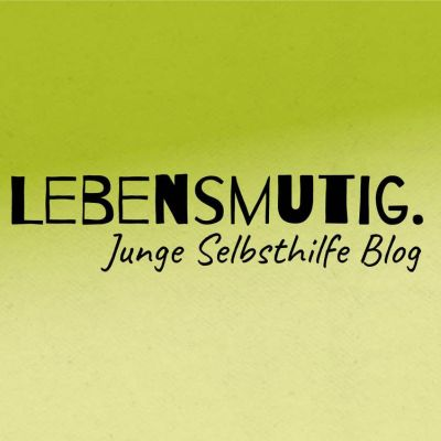 Bild: Logo Lebensmutig Blog