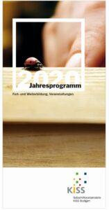 Bild: Cover Jahresprogramm