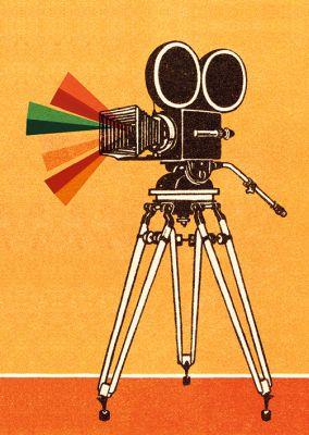 Bild: Retro Kamera