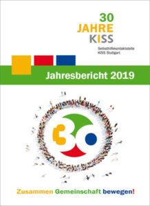 Bild: Titelseite Jahresbericht 2019